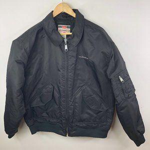 Vintage Levis Strauss Flight Bomber Jacket Mens L
